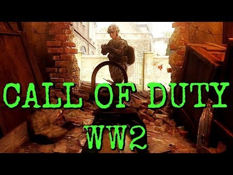 CALL OF DUTY WW2 - CHEAP SHOTS