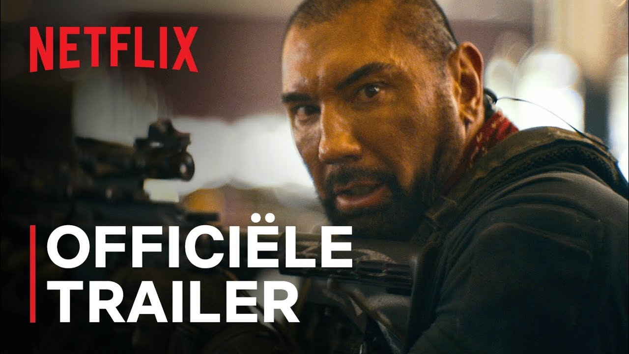 Army of the Dead trrailer op Netflix België