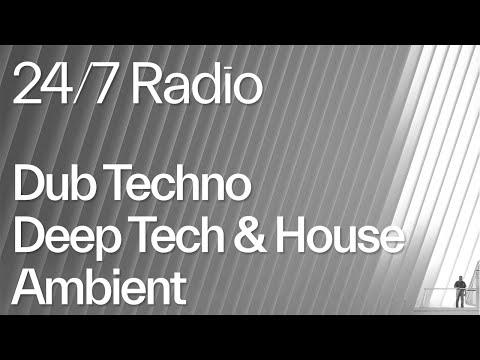 Drift Deeper Lounge 24/7 Stream - Dub Techno ● Ambient ● Deep House
