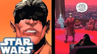 Why a Master Called the Jedi Council TYRANTS (CANON) - Star Wars Comics Explained