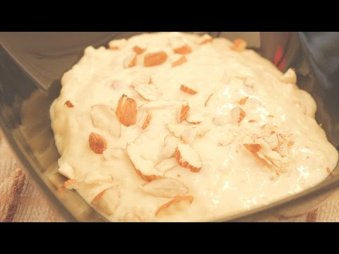 How To Make Rice Pudding | Indian Style | Desi Style Kheer