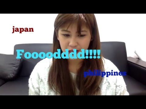 Philippines Vs. Japan life for a filipina.