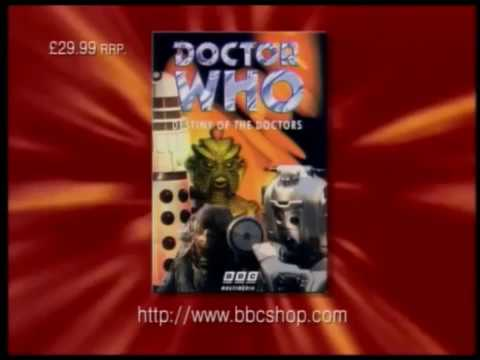 Doctor Who - Destiny of the Doctors Advert (1997)