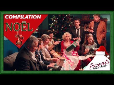 Noël avec Parents mode d'emploi !! (Compilation 40 minutes)