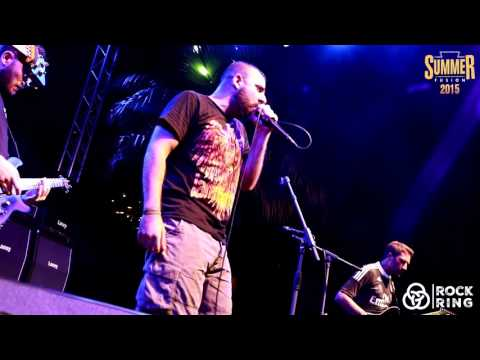 Summer Fusion 2015 : Ink 26  Lamb of God  Walk With Me in Hell