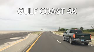 Mississippi Coast 4k - Deep South Sunrise Drive