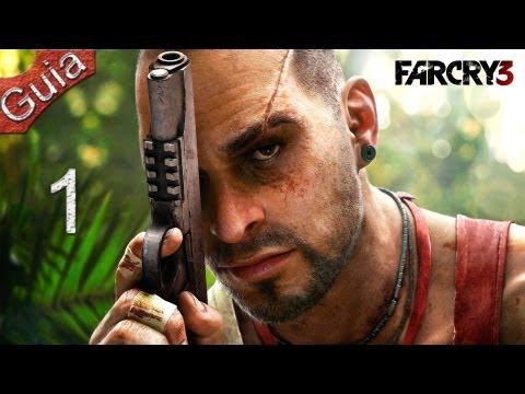 Far Cry 3 | Parte 1 | Español | Guía