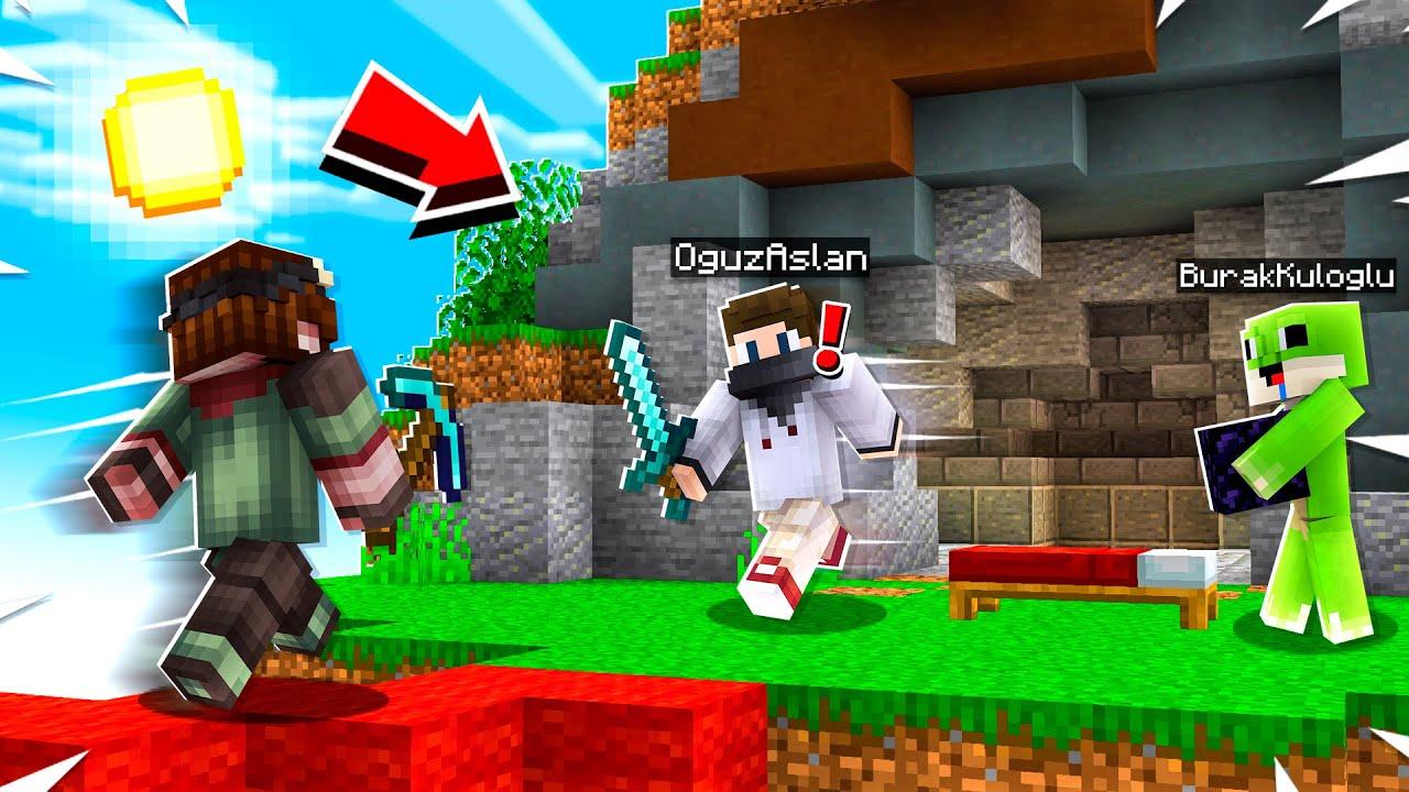 YATAĞI KORUU LEEEN - Minecraft Bed Wars