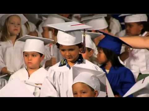 preschoolers graduation complete with cap and gown 2012 06 22