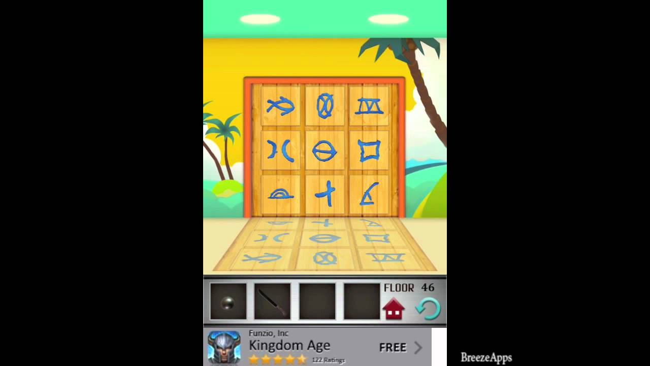 100 floors level 46 walkthrough 100 floors solution floor for 100 floor solutions
