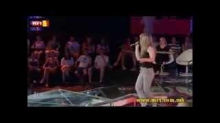 Aleksandra Janeva - Zaludno e ( Site nashi pesni 2013 - 1/4 finale)