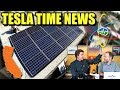 watch he video of Tesla Time News - California Goes Solar, Big Time!!