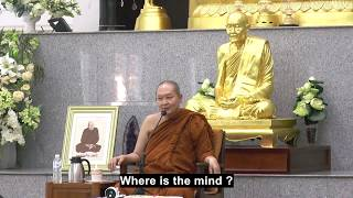 """The Best Possible State of a Soul"" Venerable Pramote, Dhamma Talk"