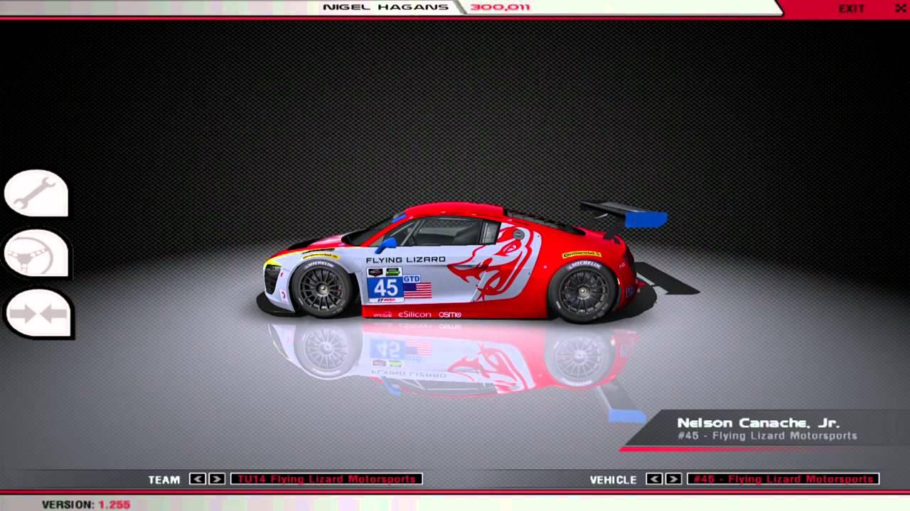 RFactor   Tudor United SportsCar Championship 2014   All Audiu0027s Ingame    YouTube