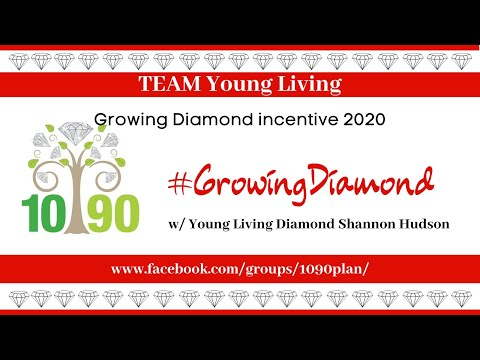 #GrowingDiamond Incentive 2020