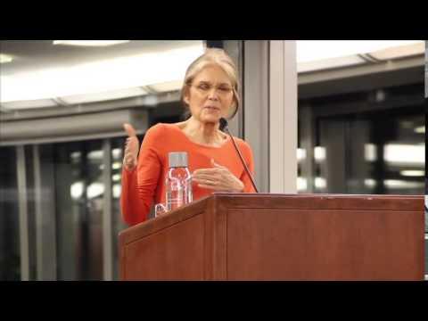 Gloria Steinem Speech at Citi Private Bank Reception