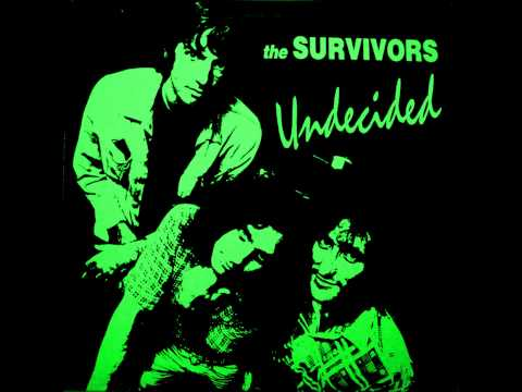 The Survivors -  Undecided (1977 Demo)