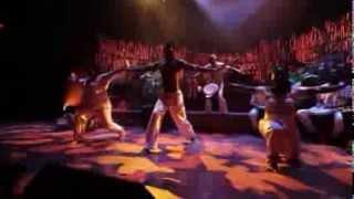 """Drum Struck - ★★★★★ - """"Edinburgh Fringe Festival"""""""