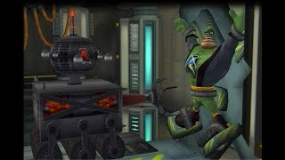 Ratchet & Clank: Going Commando (PS3-HD) ALL Captain Qwark Scenes HD 720p
