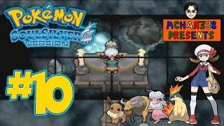 Let's Play! - Pokemon Heart Gold & Soul Silver Episode 10: Ecruteak Gym Morty