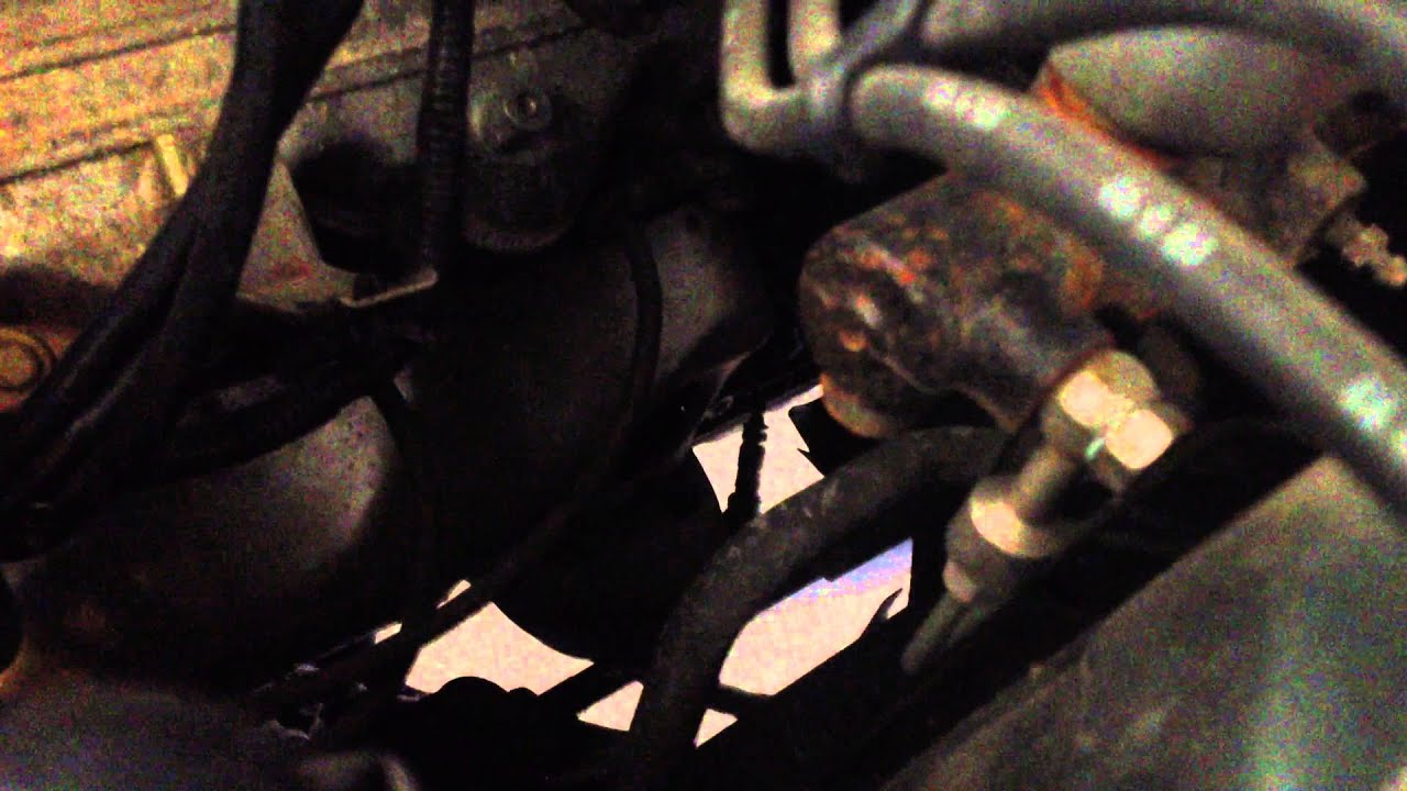 Mazda Mpv Upstream Oxygen Sensor Location