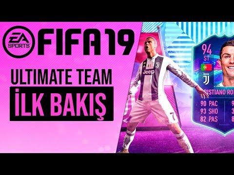 TOTW Oyuncu Çıktı! Kadro Kurma Görevleri // FIFA 19 Ultimate Team
