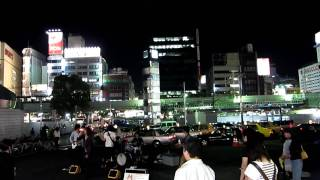 The Magical Steppers.の川崎駅前路上ライヴです。 2010/05/21.