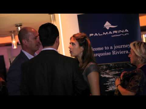 PALMARINA BODRUM - Exclusive Evenint Party at Monaco Yacht Show 2013
