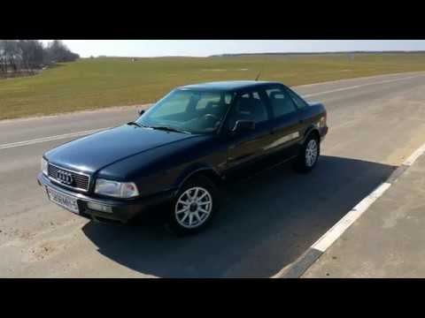 Обзор и тест-драйв Audi 80 (B4) 2.0 mono (90hp)