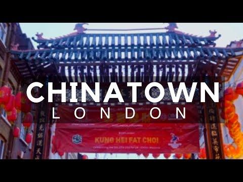 Chinatown In London 2018 - Chinatown London Restaurants
