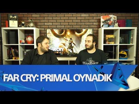 Far Cry: Primal Oynadık