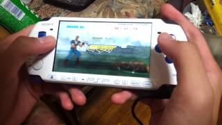 PSP鉄拳 DARK RESURRECTION プレイ動画!