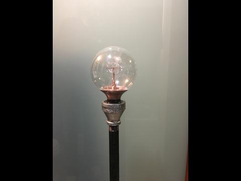 DIY Pipe Lamp.  Installing light socket in your pipe lamp
