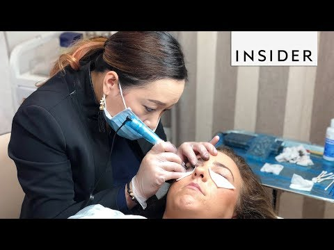 Eyeliner Lasts Years With Microblading