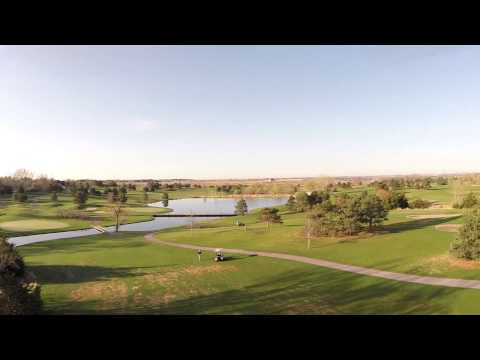 Aerial shots @ Yankee Hill Country Club in Lincoln, NE