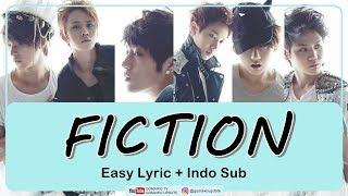 BEAST - FICTION Easy Lyrics by GOMAWO [Indo Sub]