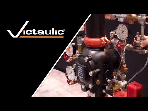 Victaulic FireLock NXT® Series 769 Fire Protection Explanation - NFPA 2011