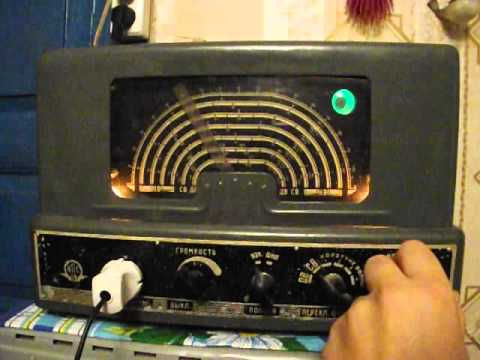 Радиоприемник ТПС-58