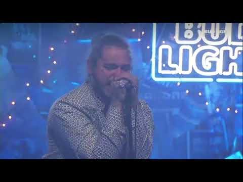 "Post Malone ""Rockstar"" (LIVE at #DiveBarTour Bud Light)"