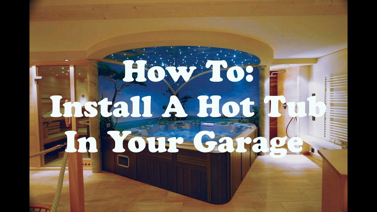 Before You Install An Indoor Hot Tub What You Need To Know About Indoor Hot Tub Installation Pros And Cons Of Indoor Hot Tubs The Homebuilding Remodel Guide
