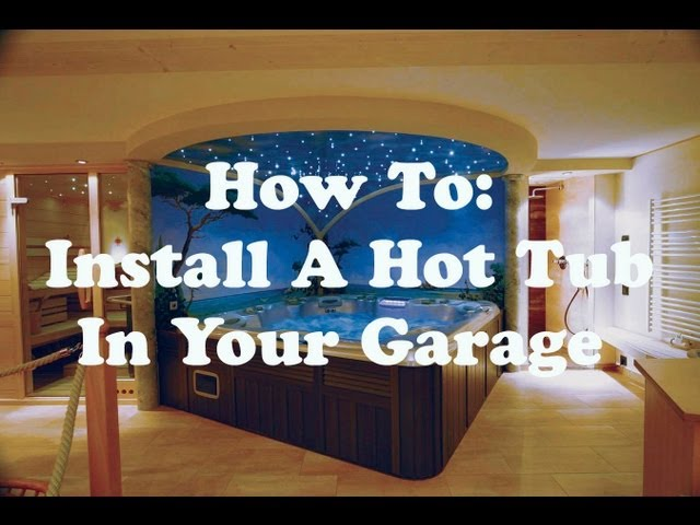 Before You Install An Indoor Hot Tub - What You Need To Know About ...