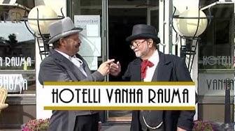 Yritysvideo: Hotelli Vanha Rauma