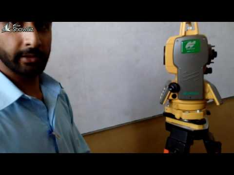 Parts of total station (part 1)