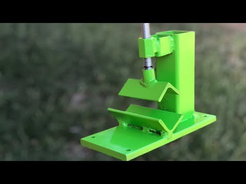 Awesome DIY Tool IDEA ||| for Precise DRILL holes