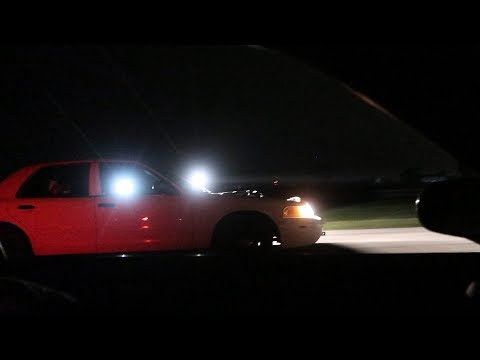 The Hatch and Hondaru Take on Neighbor! (Cleetus McFarland's GT500 Swapped Crown Vic)