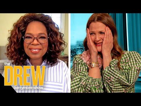 Oprah Winfrey Reveals How Drew Changed Her Life