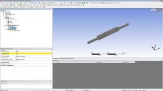 Видеоурок CADFEM VL1220 - Акустический расчет глушителя ANSYS Mechanical