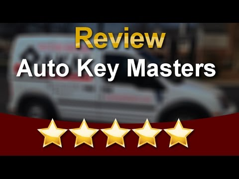 Auto Key Masters Charlotte Metro Area Amazing 5 Star Review by Angela G.
