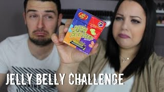 ? TAG : Jelly belly challenge avec mon amoureux ! ??