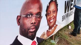 Senator George Weah Officially Launches 2017 CDC Campaign in Liberia